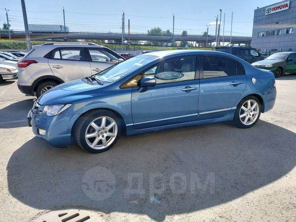 Honda Civic, 2008 год, 389 000 руб.