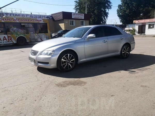 Toyota Mark X, 2007 год, 650 000 руб.