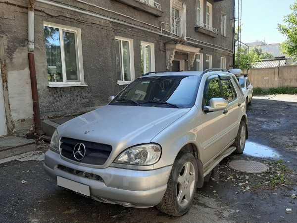 Mercedes-Benz M-Class, 1997 год, 391 000 руб.