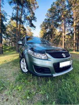 Иркутск SX4 2012