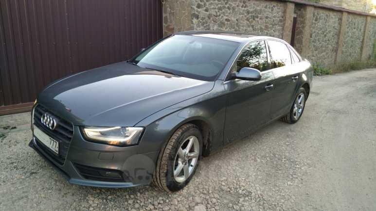 Audi A4, 2012 год, 740 000 руб.