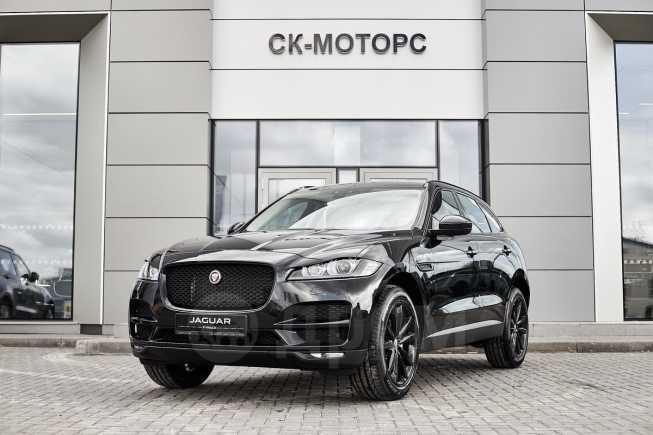 Jaguar F-Pace, 2019 год, 4 206 000 руб.