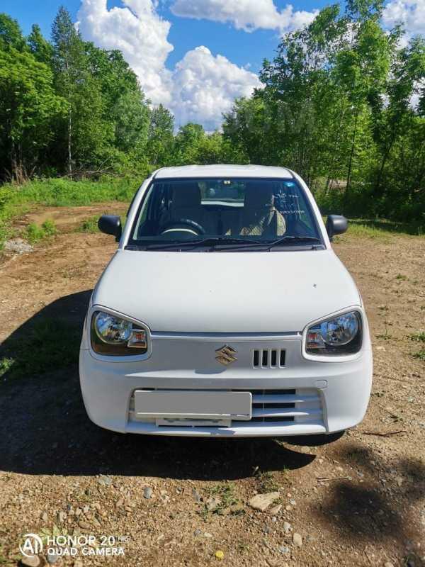 Suzuki Alto, 2015 год, 285 000 руб.