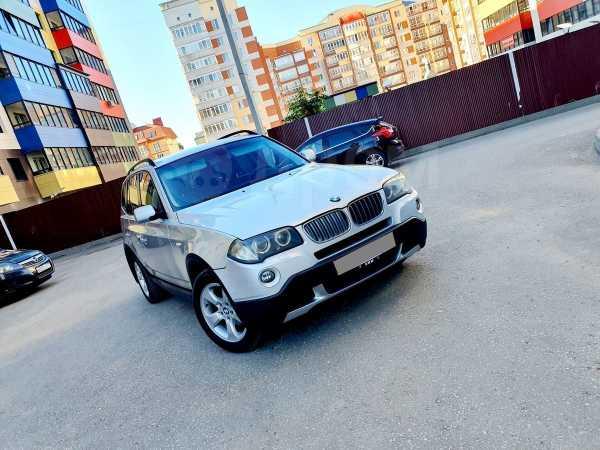 BMW X3, 2007 год, 595 000 руб.