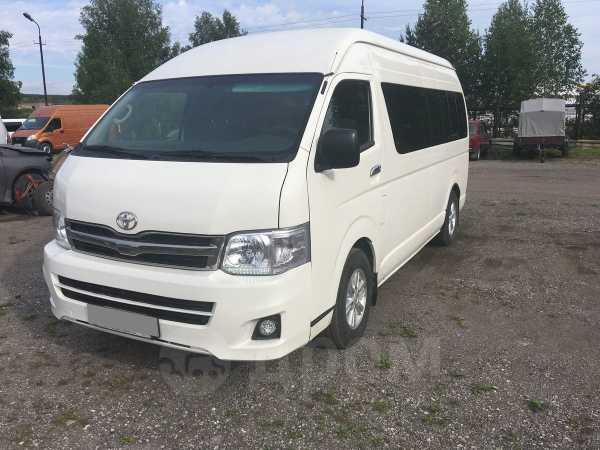 Toyota Hiace, 2012 год, 1 280 000 руб.