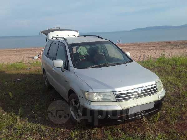 Mitsubishi Chariot Grandis, 1999 год, 150 000 руб.