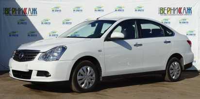 Ярославль Nissan Almera 2015