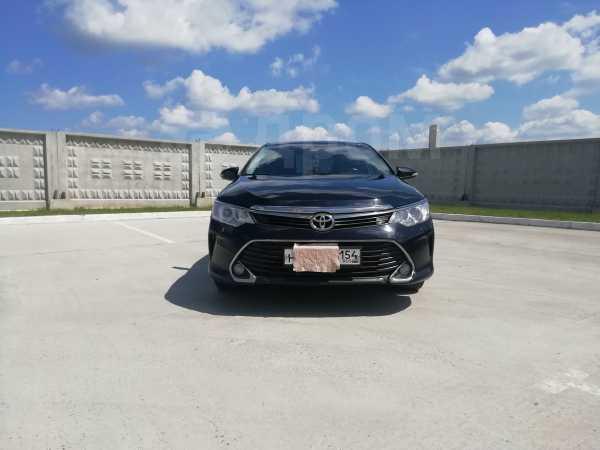 Toyota Camry, 2015 год, 1 265 000 руб.