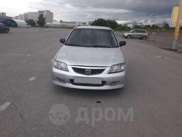 Mazda Protege, 2000 год, 135 000 руб.