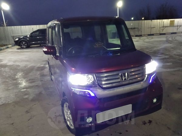 Honda N-BOX, 2013 год, 465 000 руб.