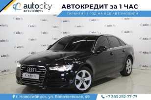 Новосибирск Audi A6 2013