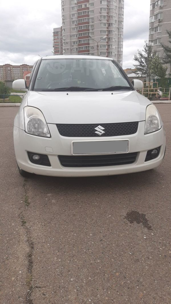 Suzuki Swift, 2008 год, 290 000 руб.
