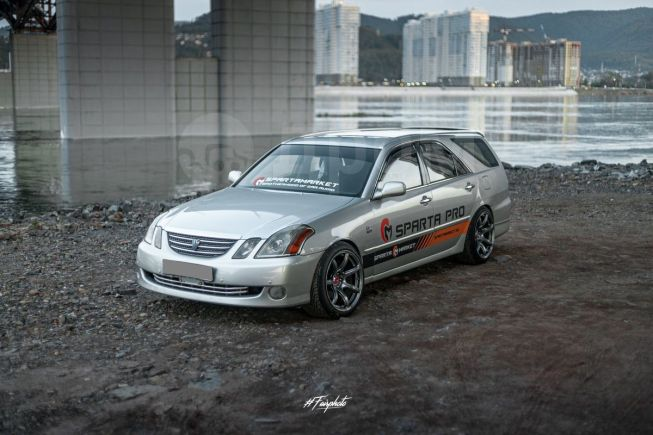 Toyota Mark II Wagon Blit, 2003 год, 750 000 руб.