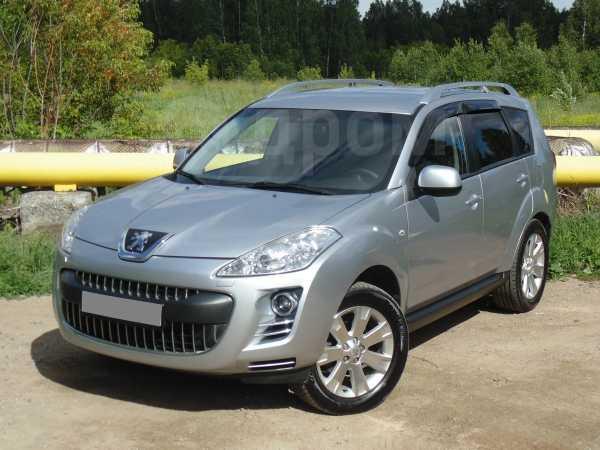 Peugeot 4007, 2010 год, 650 000 руб.