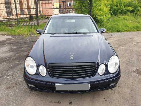 Mercedes-Benz E-Class, 2003 год, 499 999 руб.