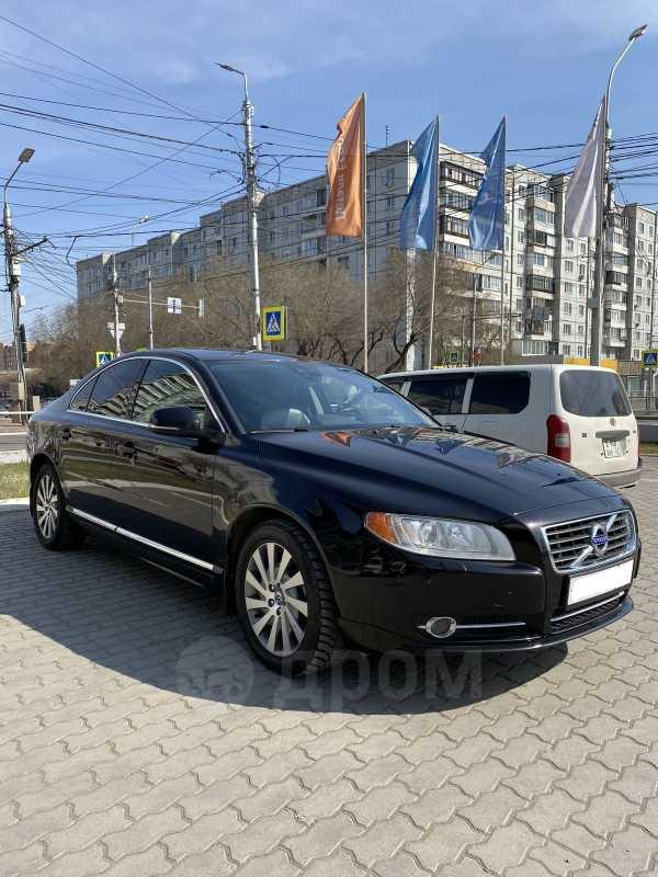 Volvo S80, 2012 год, 850 000 руб.