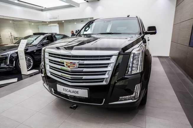 Cadillac Escalade, 2019 год, 7 850 000 руб.