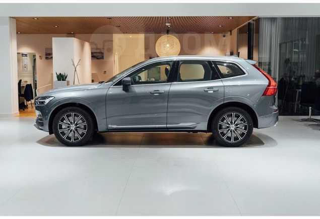 Volvo XC60, 2019 год, 4 222 860 руб.