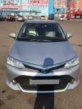 Toyota Corolla Axio, 2015 год, 675 000 руб.