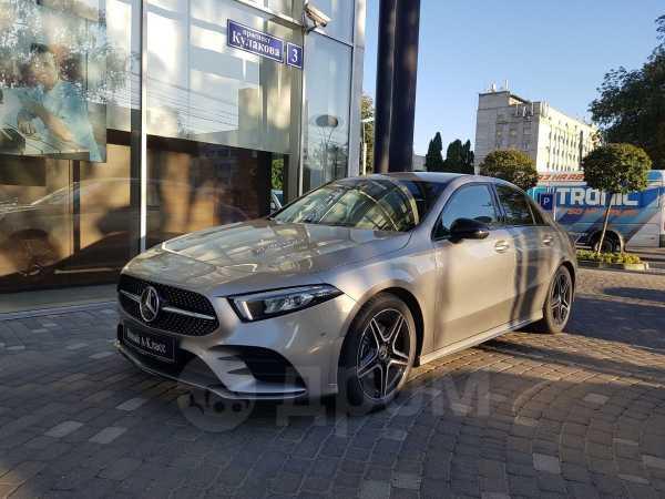 Mercedes-Benz A-Class, 2019 год, 2 150 000 руб.