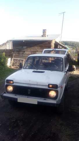 Тулун 4x4 2121 Нива 1994