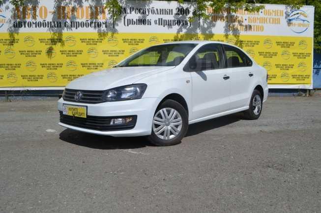 Volkswagen Polo, 2017 год, 454 254 руб.