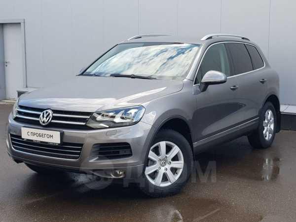 Volkswagen Touareg, 2012 год, 1 268 000 руб.