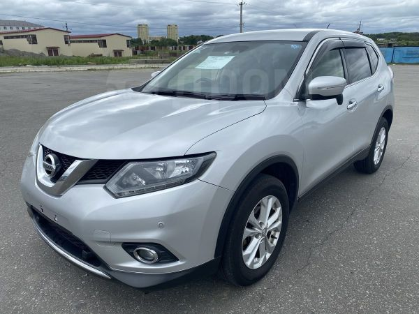 Nissan X-Trail, 2016 год, 1 130 000 руб.