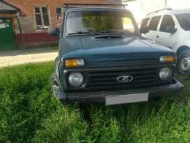 Кемерово 4x4 2121 Нива 2002