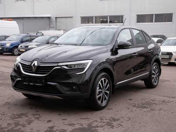 Renault Arkana, 2020 год, 1 637 000 руб.