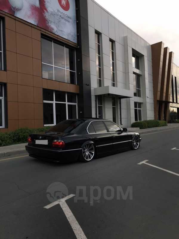 BMW 7-Series, 2000 год, 950 000 руб.