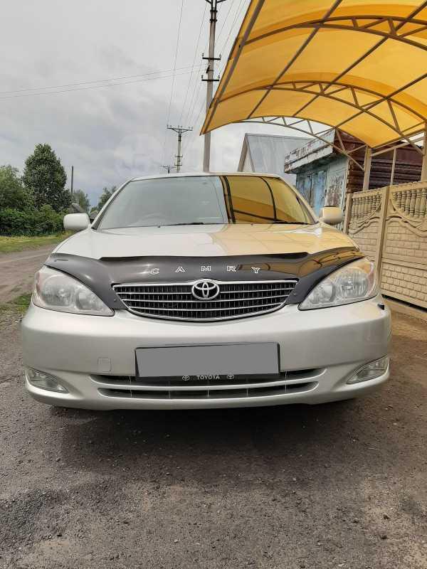 Toyota Camry, 2004 год, 499 000 руб.