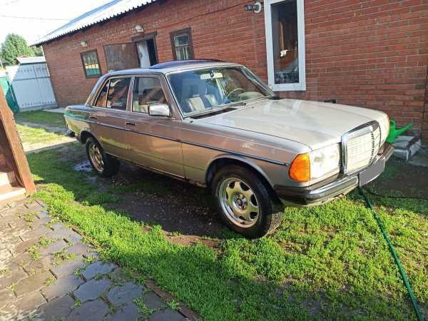 Mercedes-Benz Mercedes, 1983 год, 90 000 руб.
