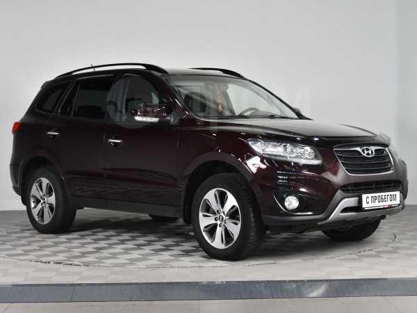 Hyundai Santa Fe, 2011 год, 917 000 руб.