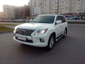 Сургут LX570 2013