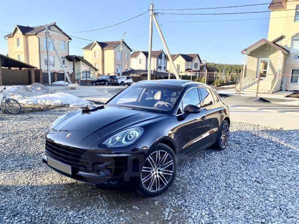 Porsche Macan, 2015 год, 2 700 000 руб.