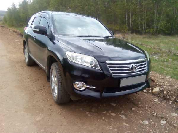 Toyota Vanguard, 2011 год, 1 120 000 руб.