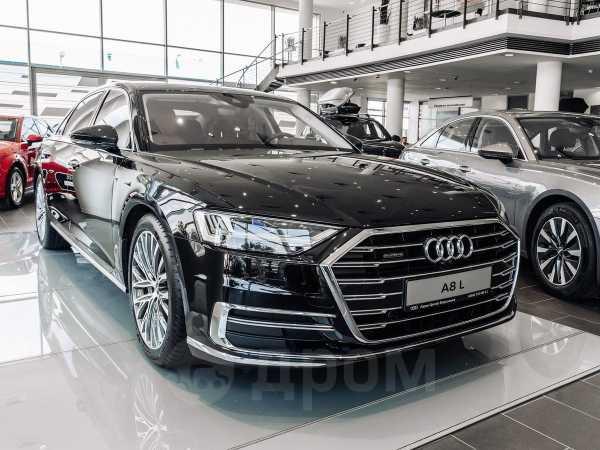 Audi A8, 2019 год, 7 604 320 руб.