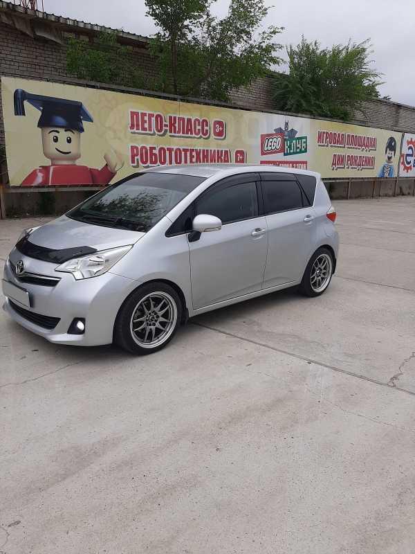 Toyota Ractis, 2011 год, 479 999 руб.