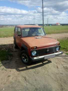 Нижнеудинск 4x4 2121 Нива 1992