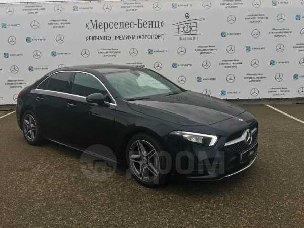 Mercedes-Benz A-Class, 2018 год, 1 950 000 руб.