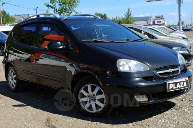 Chevrolet Rezzo, 2007 год, 278 000 руб.