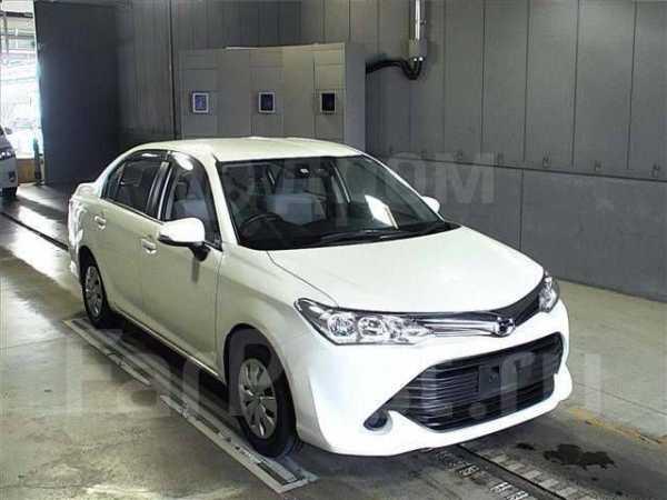 Toyota Corolla Axio, 2016 год, 677 000 руб.
