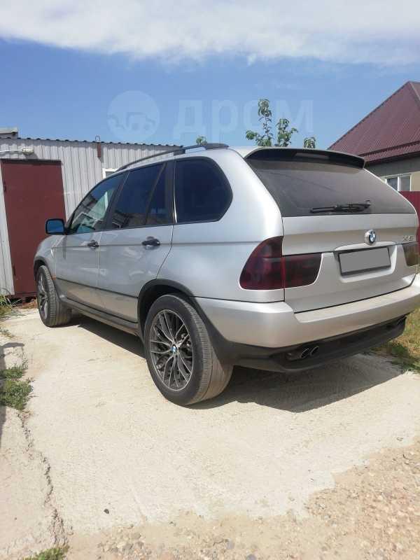 BMW X5, 2002 год, 570 000 руб.