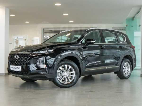 Hyundai Santa Fe, 2019 год, 2 554 000 руб.