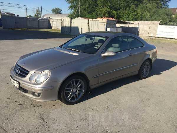 Mercedes-Benz CLK-Class, 2005 год, 650 000 руб.