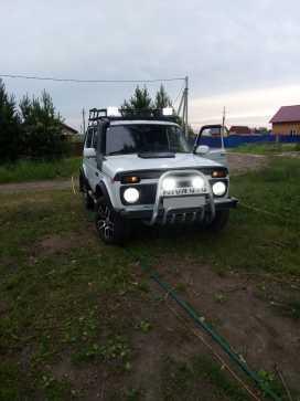 Новосибирск 4x4 2121 Нива 2006