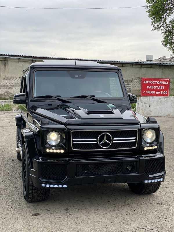 Mercedes-Benz G-Class, 2007 год, 2 900 000 руб.