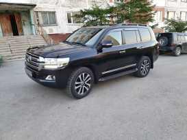 Магадан Land Cruiser 2015