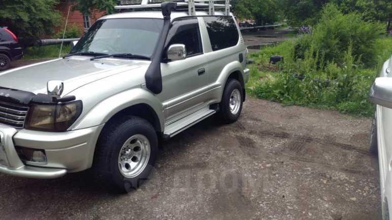 Toyota Land Cruiser Prado, 1999 год, 780 000 руб.